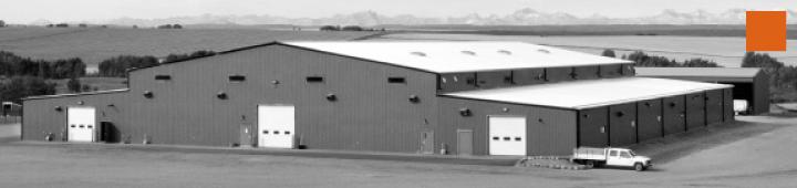metal warehouses